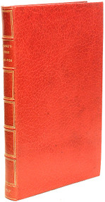 KIPLING, Rudyard. Rudyard Kipling's Verse Inclusive Edition 1885-1926. (FIRST EDITION FIRST IMPRESSION - 1927)