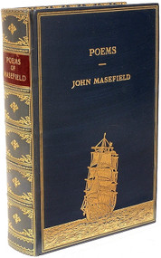 MASEFIELD, John. Poems. (1 VOLUME - 1948)