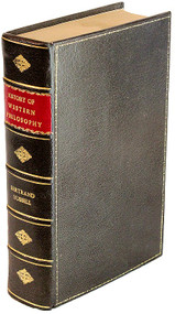 RUSSELL, Bertrand. HISTORY OF WESTERN PHILOSOPHY. And its connection with political and social circumstances from the earliest times to the present day. (FIRST LONDON EDITION - 1946)