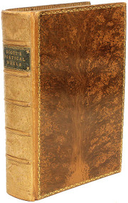 SCOTT, Sir Walter. The Poetical Works of Sir Walter Scott. (THE OXFORD COMPLETE EDITION - 1904)
