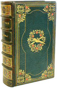 THACKERAY, William Makepeace. Vanity Fair. (FIRST EDITION FIRST ISSUE IN A COSWAY STYLE BINDING - 1890)
