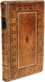 THOMSON, James. The Seasons. (BOUND BY EDWARDS OF HALIFAX - 1793)