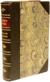 AUSTEN, Jane (J. E. Austen Leigh) - The Complete Works of Jane Austen and Memoir. (6 VOLUMES - NEW EDITION - 1875-77)