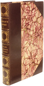EMERSON, Ralph Waldo. The Complete Works of Ralph Waldo Emerson. (12 VOLUMES - THE CONCORD EDITION)