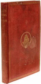 DODGSON, C. L. (CARROLL, Lewis). Alice's Adventures in Wonderland. (1866 - FIRST EDITION SECOND ISSUE)