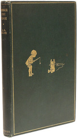 MILNE, A. A.. Winnie The Pooh.  (FIRST EDITION - 1926)