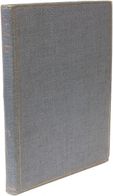 WILDER, Thornton. The Woman of Andros. (FIRST LONDON EDITION - SIGNED - 1930)