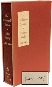 WELTY, Eudora. The Collected Stories of Eudora Welty. (LIMITED SIGNED EDITION - 1 of 500 COPIES - 1980)
