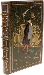 GASKELL, Mrs. Elizabeth. Cranford. (1923 - IN A FINE KELLIEGRAM BINDING)