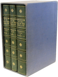 DYER, Frederick H.. A Compendium of the War of the Rebellion. (1959 - 3 VOLUMES - LIMITED TO 50 COPIES)