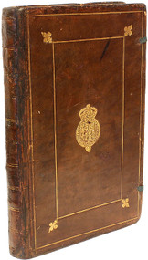 CHARLES I - A Large Declaration concerning the late Tumults in Scotland - (FIRST EDITION - 1639)