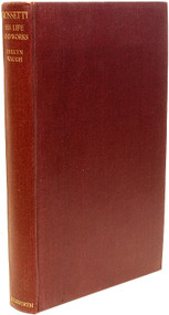 WAUGH, Evelyn - Rossetti: His Life and Works. (1928 - FIRST EDITION)