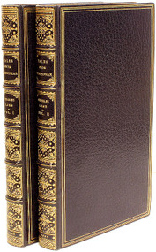 LAMB, Charles and Mary. Tales From Shakespeare Designed for the Use of Young Persons. (2 VOLUMES - 1807 - FIRST EDITION FIRST ISSUE)