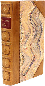 KNIGHT, Ellis Cornelia. Dinarbas; A Tale: Being a Continuation of 'Rasselas, Prince of Abissinia. (FIRST EDITION - 1790)