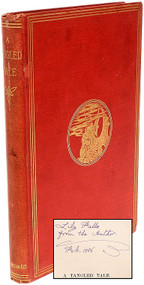 DODGSON, Charles L. (Lewis Carroll). A Tangled Tale. (FIRST EDITION - PRESENTATION COPY)