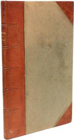 SHELLEY, Percy B. Adonais. An Elegy On The Death Of John Keats. (FIRST UK EDITION - 1829)