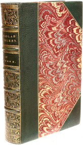 DICKENS, Charles. The Life and Adventures of Nicholas Nickleby. (FIRST EDITION - FIRST ISSUE - BOUND FROM THE PARTS - 1839)
