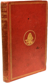 DODGSON, Charles Lutwidge: (Lewis Carroll). Alice's Adventures In Wonderland. (FIRST LONDON EDITION - 1866)