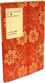 SITWELL, Edith. Clowns' Houses. (FIRST EDITION - 1918)