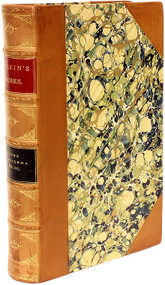 RUSKIN, John. The Works of John Ruskin. (24 VOLUMES)