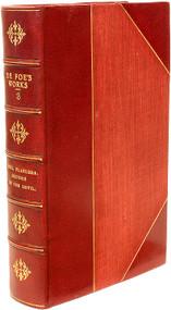 DEFOE, Daniel. The Novels and Miscellaneous Works of Daniel Defoe. (7 VOLUMES - BOHN'S BRITISH CLASSICS - 1868)