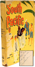HAMMERSTEIN II, Oscar & Richard Rodgers. South Pacific A Musical Play. (FIRST EDITION INSCRIBED BY OSCAR HAMMERSTEIN - 1949)