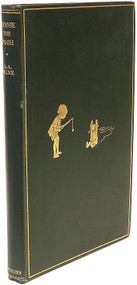MILNE, A. A.. Winnie The Pooh. (1926 - FIRST EDITION)