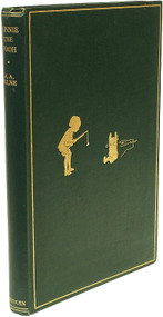 MILNE, A. A.. Winnie The Pooh. (FIRST EDITION - 1926) a
