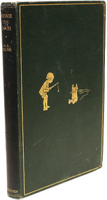 MILNE, A. A.. Winnie The Pooh. (FIRST EDITION - 1926) b