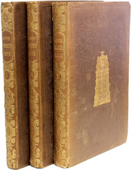 DICKENS, Charles. Master Humphrey's Clock. (FIRST EDITION - 3 VOLUMES - 1840-1842)