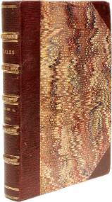 POE, Edgar Allan. Tales. (THE TRUE FIRST LONDON EDITION - 1845)