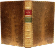 GIBBON, Edward. The History of The Decline and Fall of The Roman Empire.  (NEW EDITION - 8 VOLUMES - 1862)