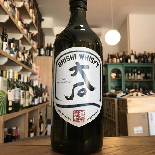 Ohishi Distillery, Brandy Cask Whisky