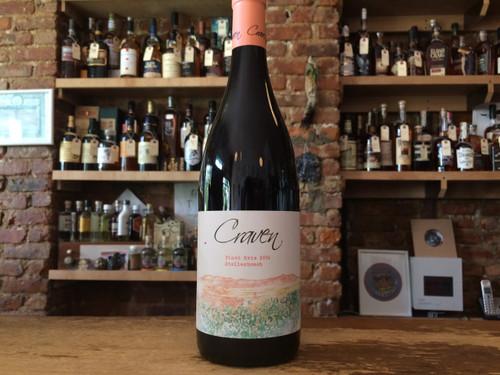 Craven Wines, Stellenbosch Pinot Gris (2016)