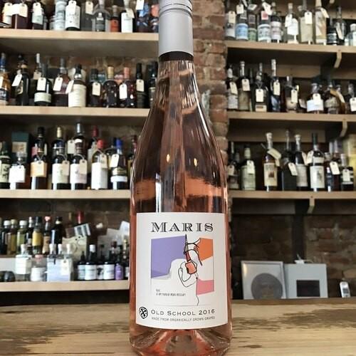 Château Maris, Minervois Old School Rosé (2016)