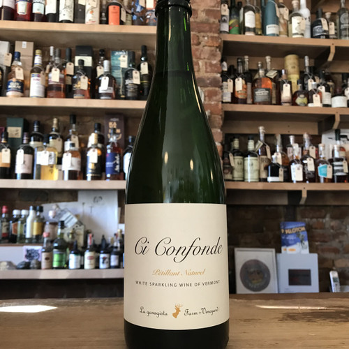 La Garagista Farm & Winery, Ci Confonde Pétillant Naturel Blanc (2016)