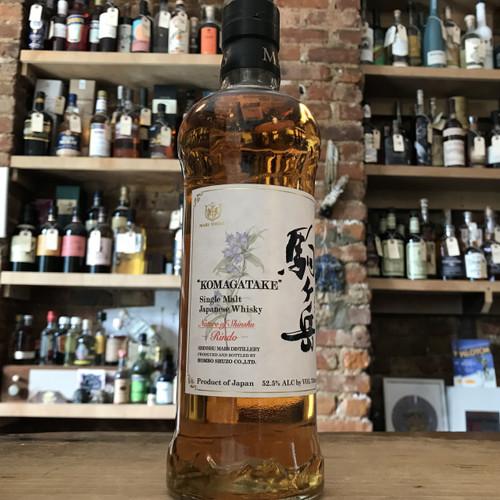 Hombo Shuuzo Co., Mars Single Malt Japanese Whisky Komagatake Rindo