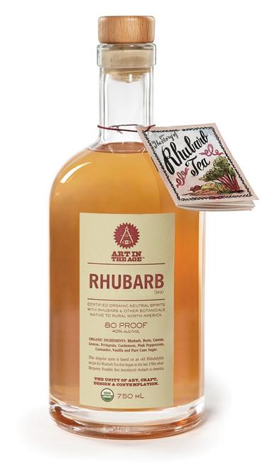 Art in the Age Rhubarb (750ml)