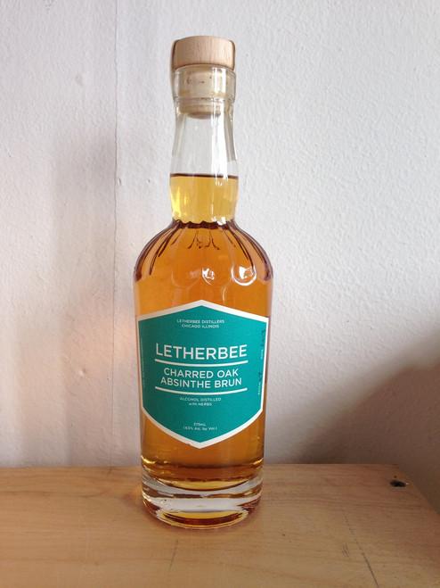 Letherbee Charred Oak Absinthe Brun 375ML