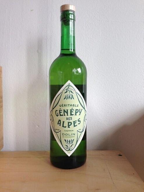 Dolin, Genepy des Alpes, 750ML