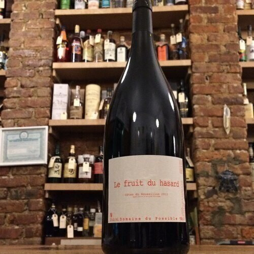 Domaine du Possible -- Le Fruit du Hasard - Côtes du Roussillon 2013 (1.5L)