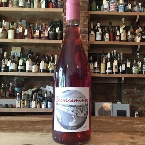 MicroBio Wines, Correcaminos, Rosé, 2015