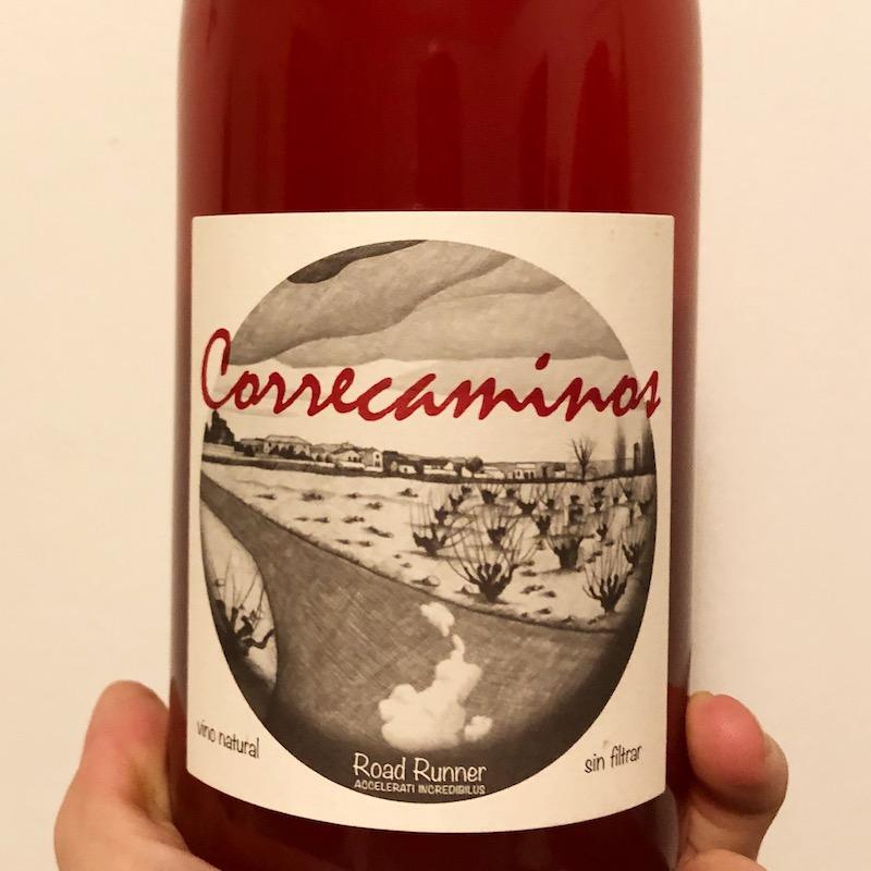 MicroBio Wines, Correcaminos, Rosé (2017)