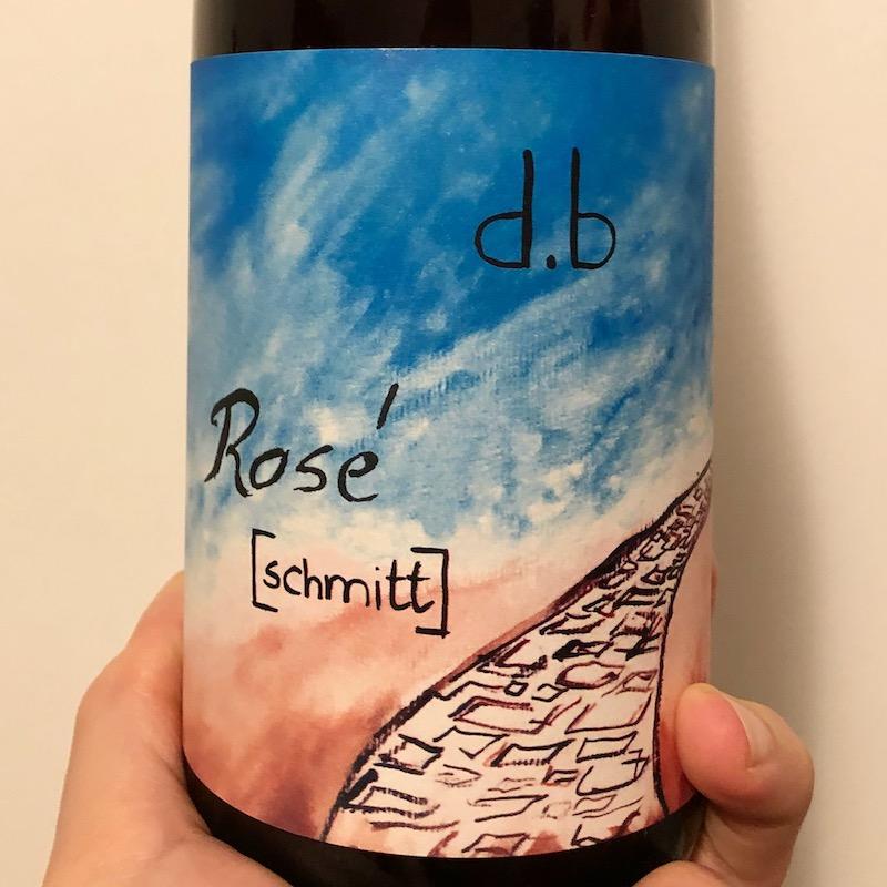 Weingut Schmitt Rheinhessen Rose '16
