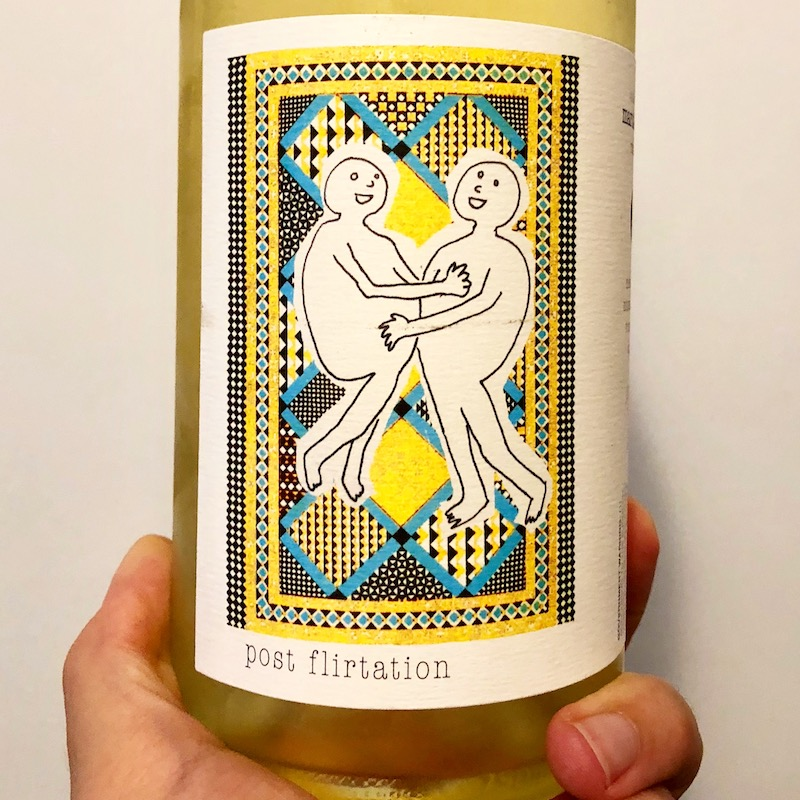 Martha Stoumen Wines, Post Flirtation White (2017)