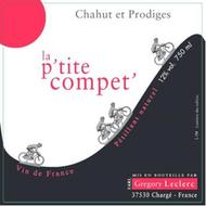 Chahut et Prodiges, La P'Tite Compet (NV)