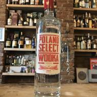 Poland Select Wodka Vodka LITER