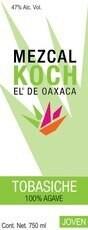 Koch Mezcal Tobasiche