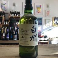 Hakushu Japanese Whiskey 12 year