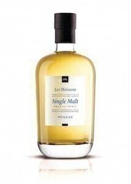 Les Moissons Organic Single Malt Whiskey
